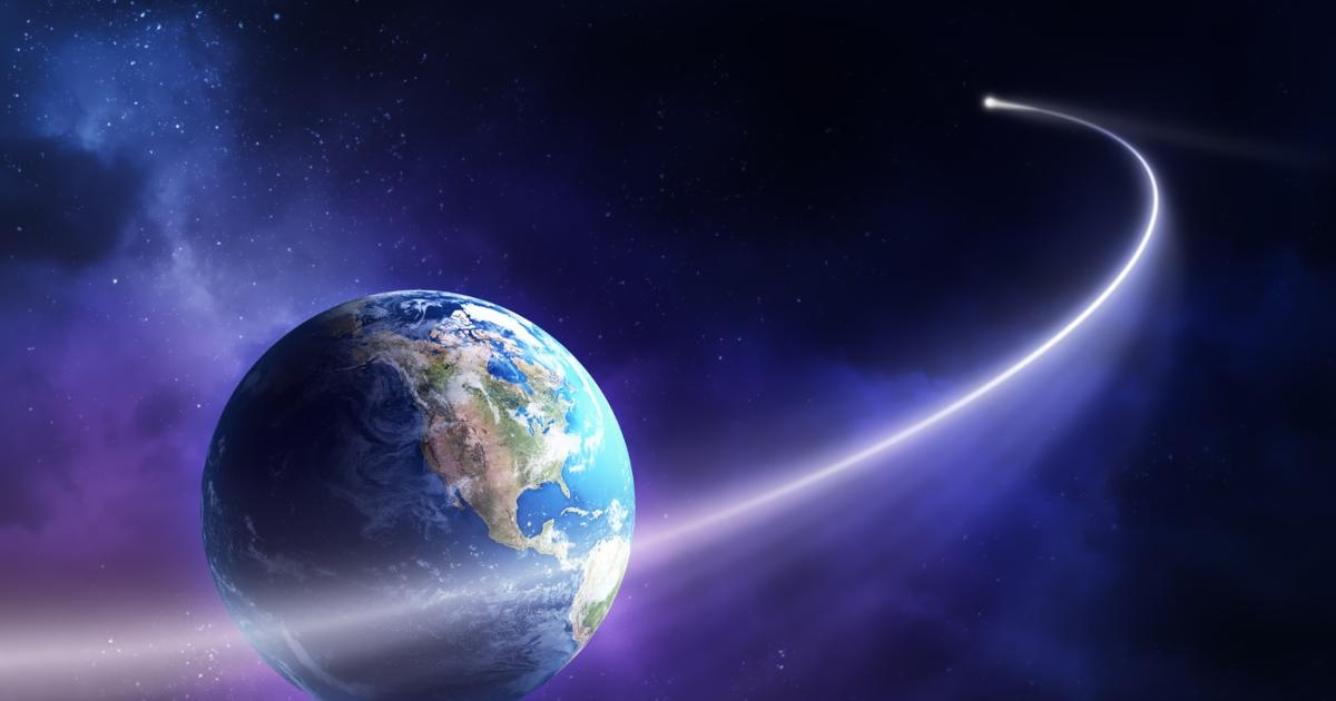 Earth's nearest miss on record as small asteroid zips by closer than ISS