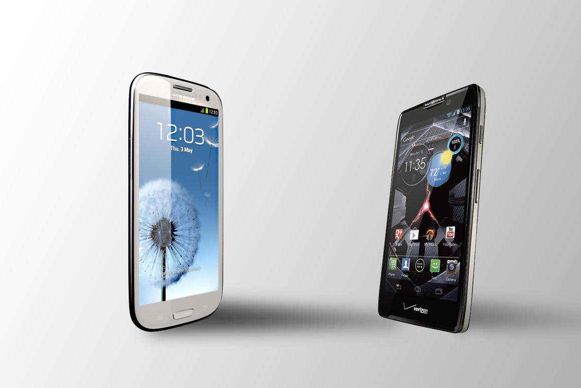 How does Motorola's latest stand up to Samsung's leading Galaxy S3?
