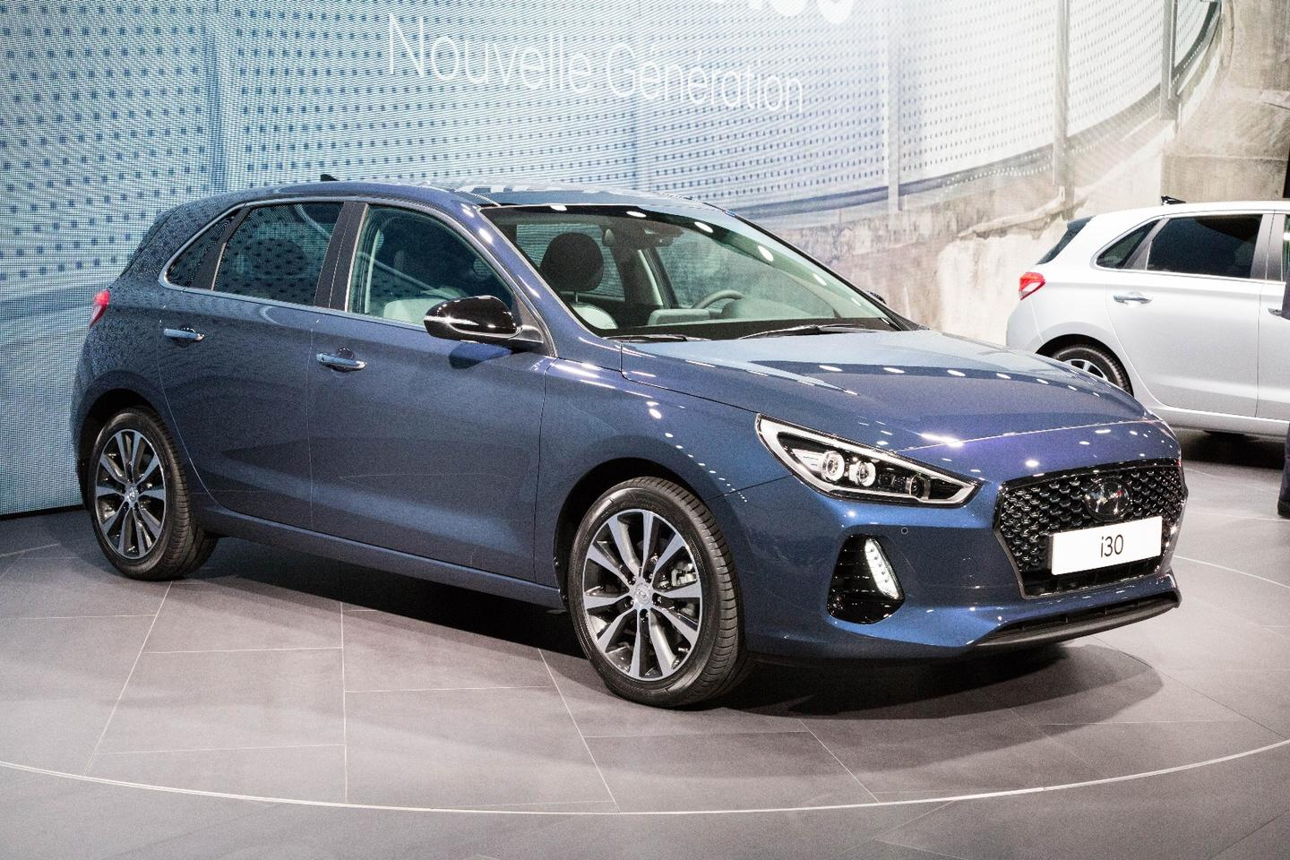 The new Hyundai i30 proves Korean cars can mix it with the best Europe can offer
