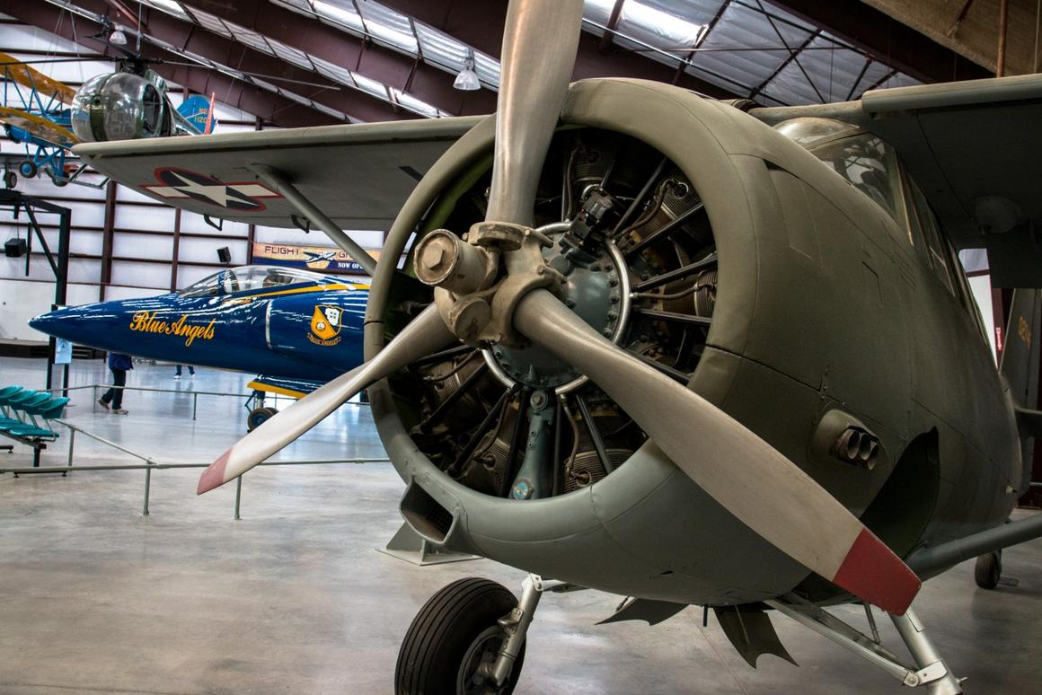 A tour through the extraordinary Pima Air & Space Museum in