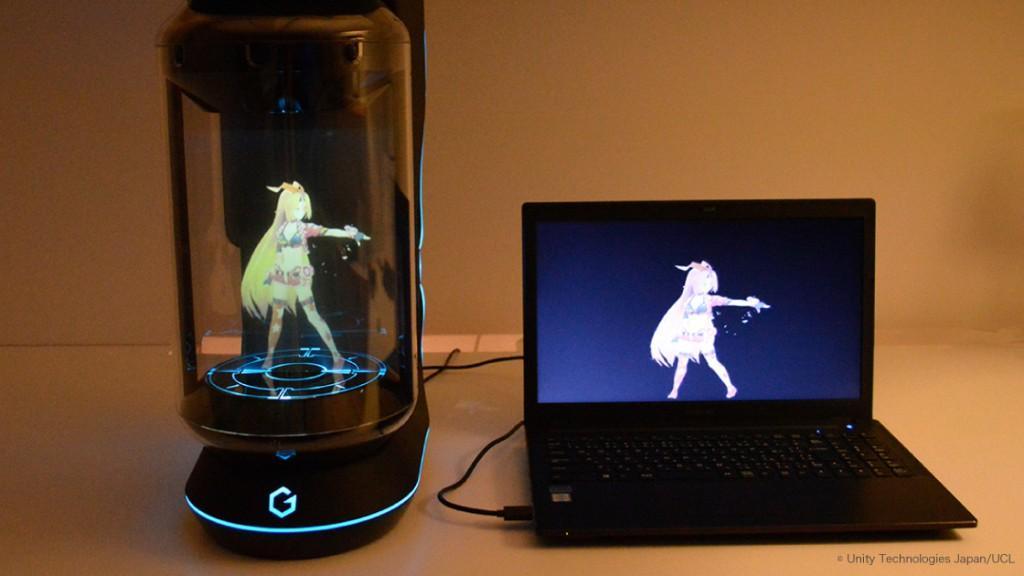 Gatebox reimagines Amazon Alexa as fawning anime girlfriend