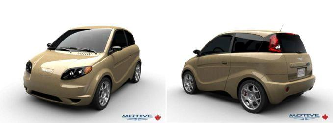 Motive Industries' Kestrel EV