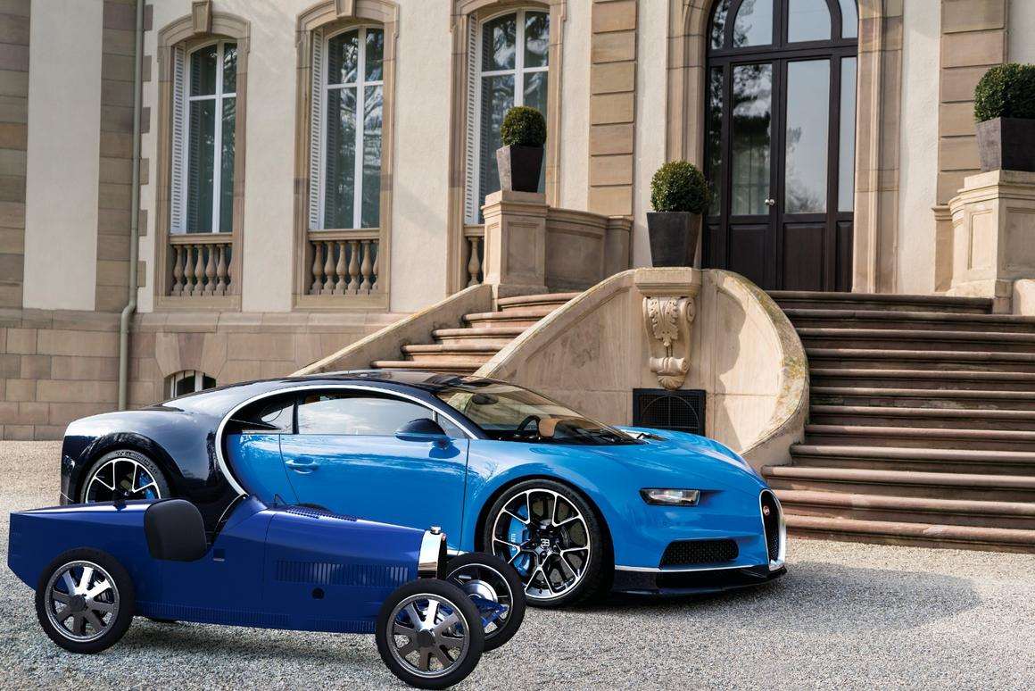 """The Baby II can speed at up to 45 km/h (28 mph) in """"adult"""" mode and up to 20 km/h (12.4 mph) in """"child"""" mode"""