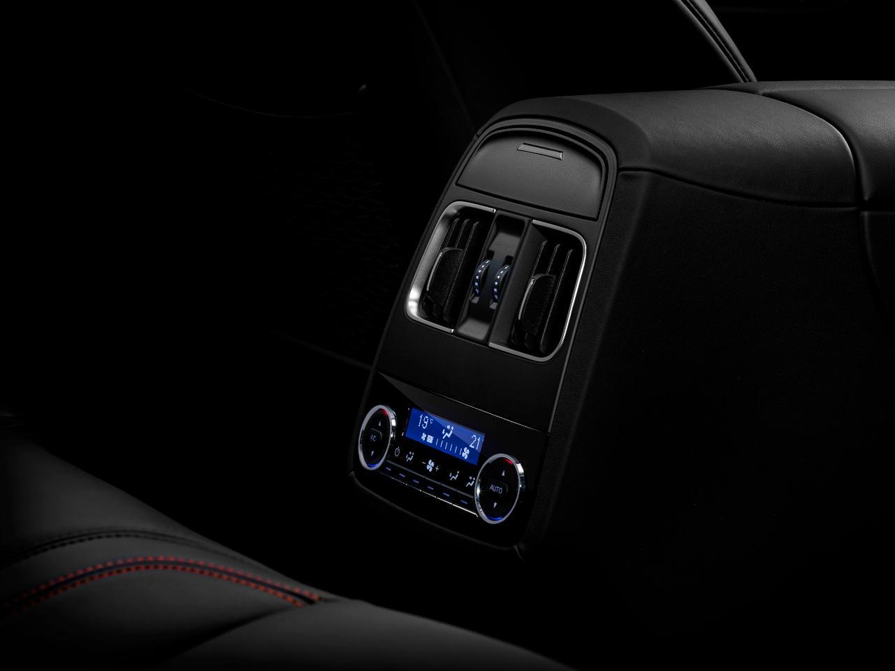 The Levante Trofeo comes standard with a 1,280-watt B&Wpremium sound system