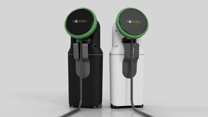 With a recipe app and remote control option through Wi-fi, the Nomiku immersion circulator aims to make sous-vide cooking more accessible to novice chefs