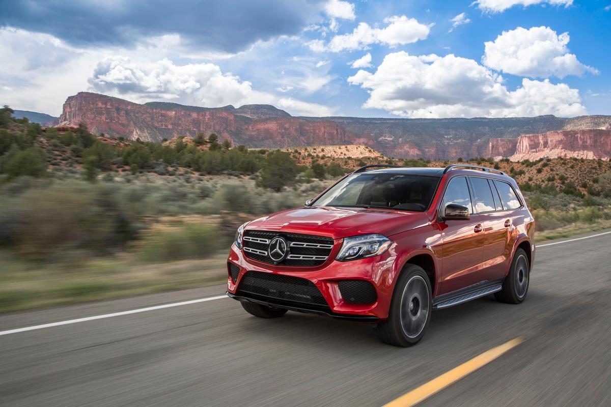 During our week in the 2017 Mercedes-Benz GLS550, we were both impressed and disappointed with this big SUV.