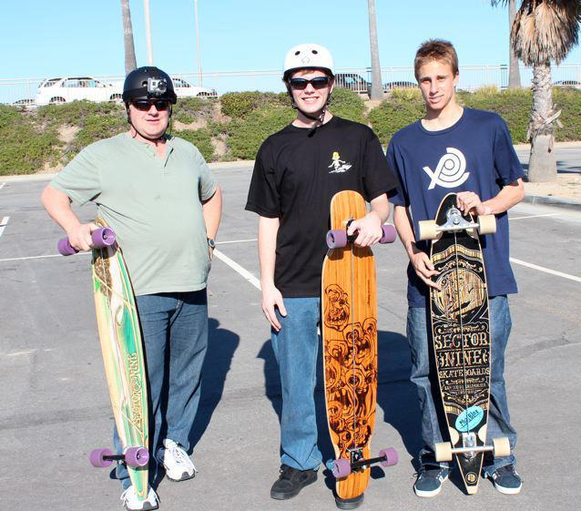 PhatBlox was designed for heavier skaters but works for anyone