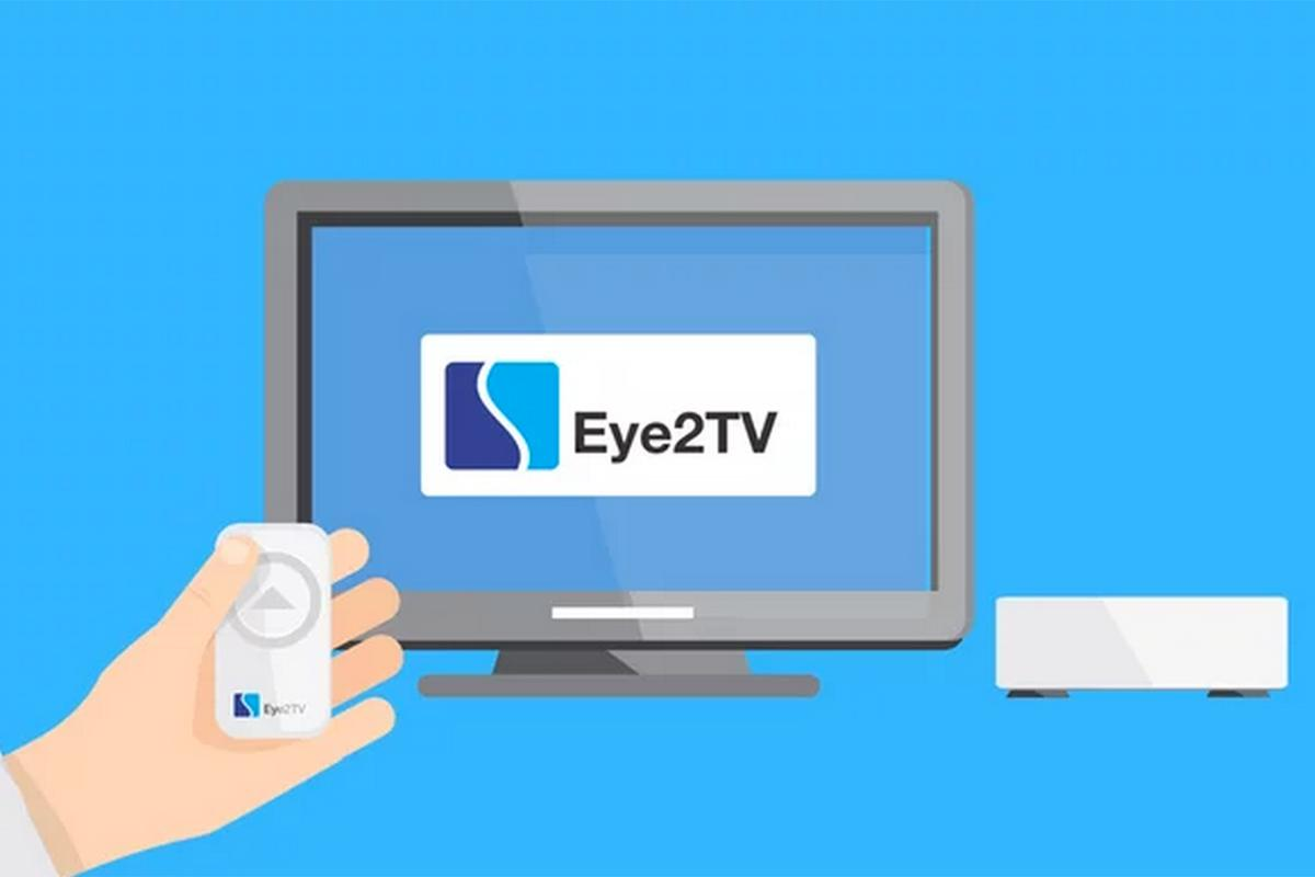 The Eye2TV makes use of Eyeteq image enhancement technology to make video content more enjoyable for the colorblind