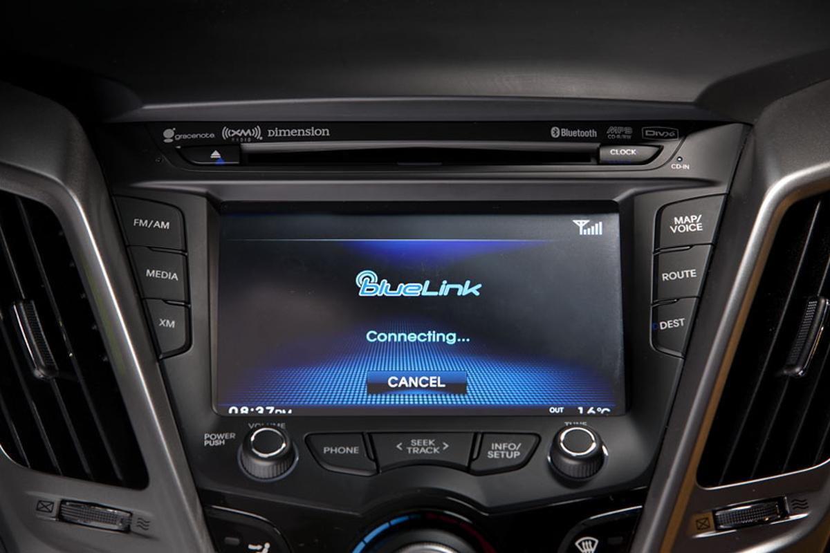 Hyundai will use Google Maps APIs in its Blue Link telematics platform