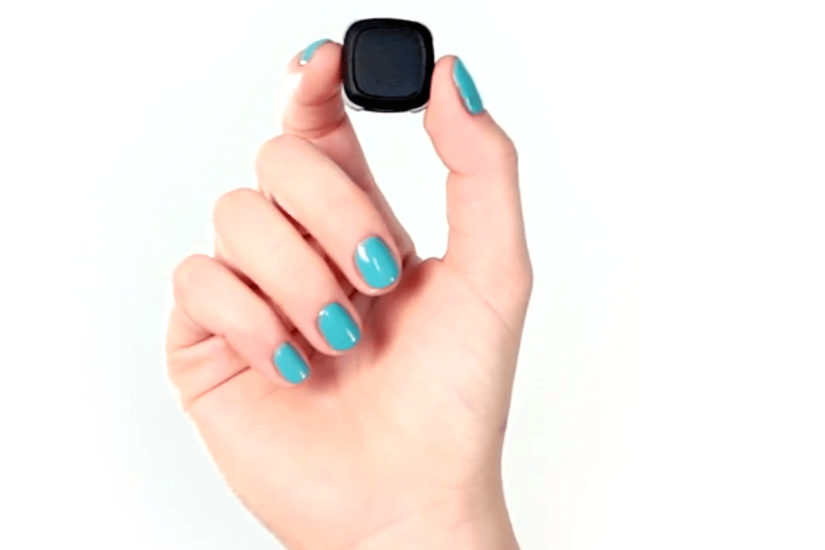 Revolar is a discreet device that allows users to call for help with a button press