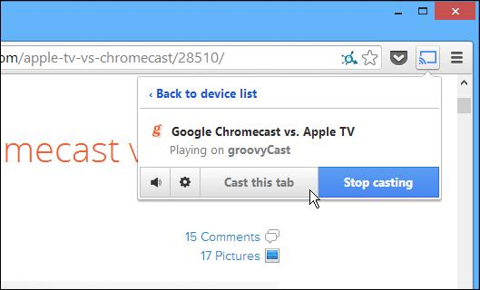 Tips for making the most of Google Chromecast
