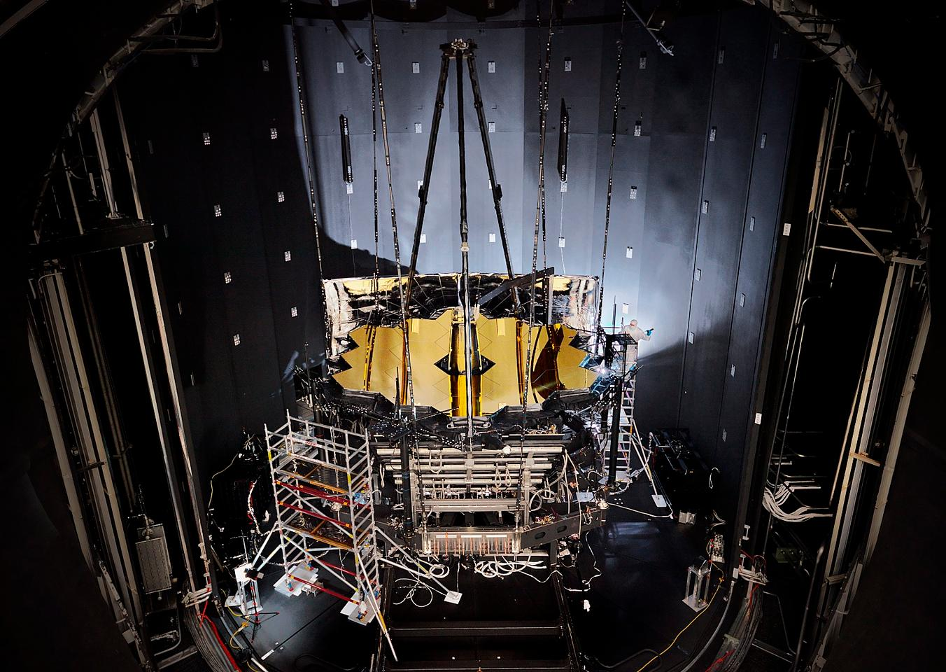 Keeping the James Webb Space Telescope cool in space is integral to the mission's success