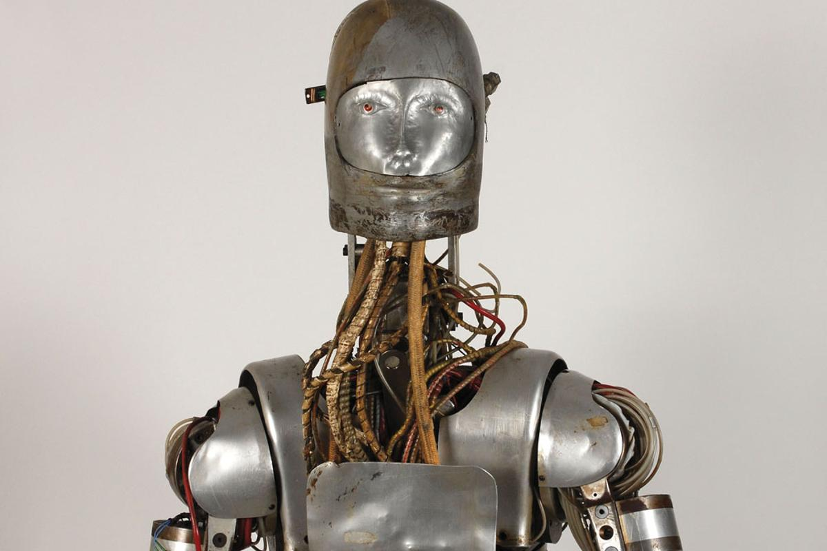 The PDAD project's goal was to build a robotic stand-in for the human pressure suit wearer