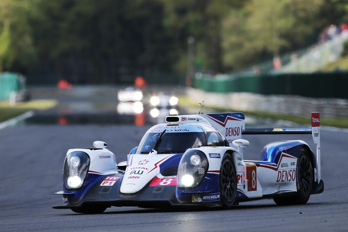 Opening its 2014 WEC campaign with back-to-back wins has been a dream start for Toyota, the world's largest hybrid manufacturer