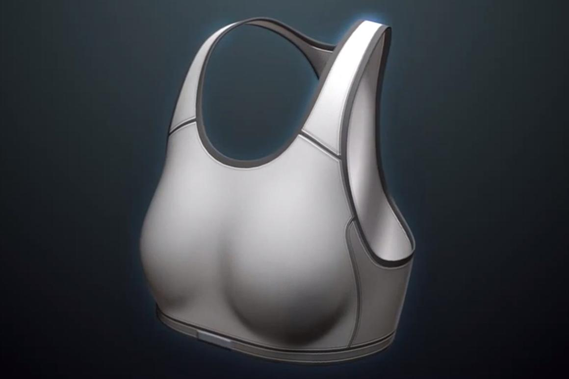The BSE bra being developed by First Warning Systems would continuously monitor the wearer for the early signs of breast cancer