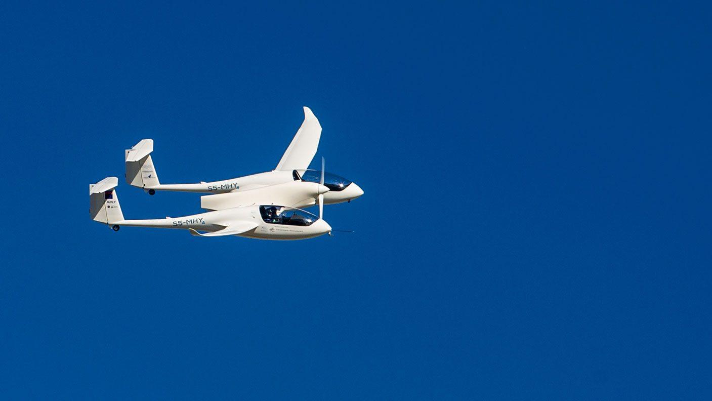 H2Fly is currently in charge of operating and certifying the HY4, the first hydrogen-powered four-seater