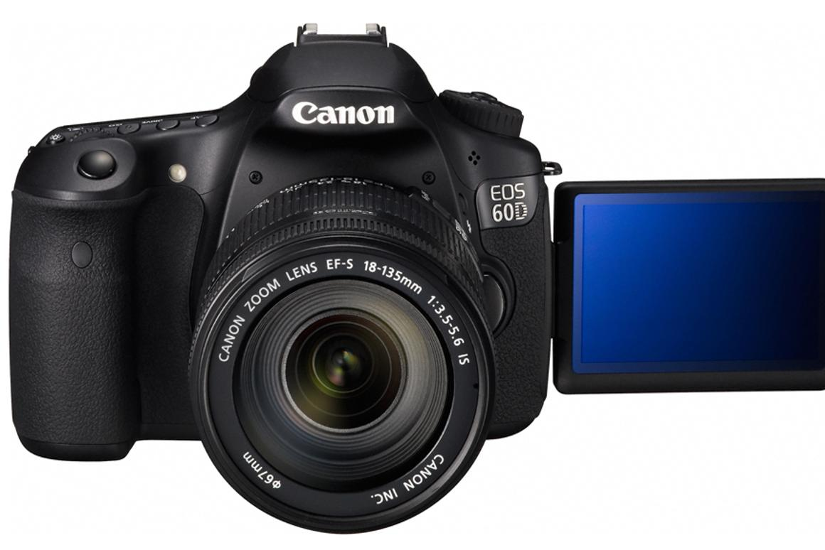 Canon unveils its first EOS DSLR with articulating LCD – the