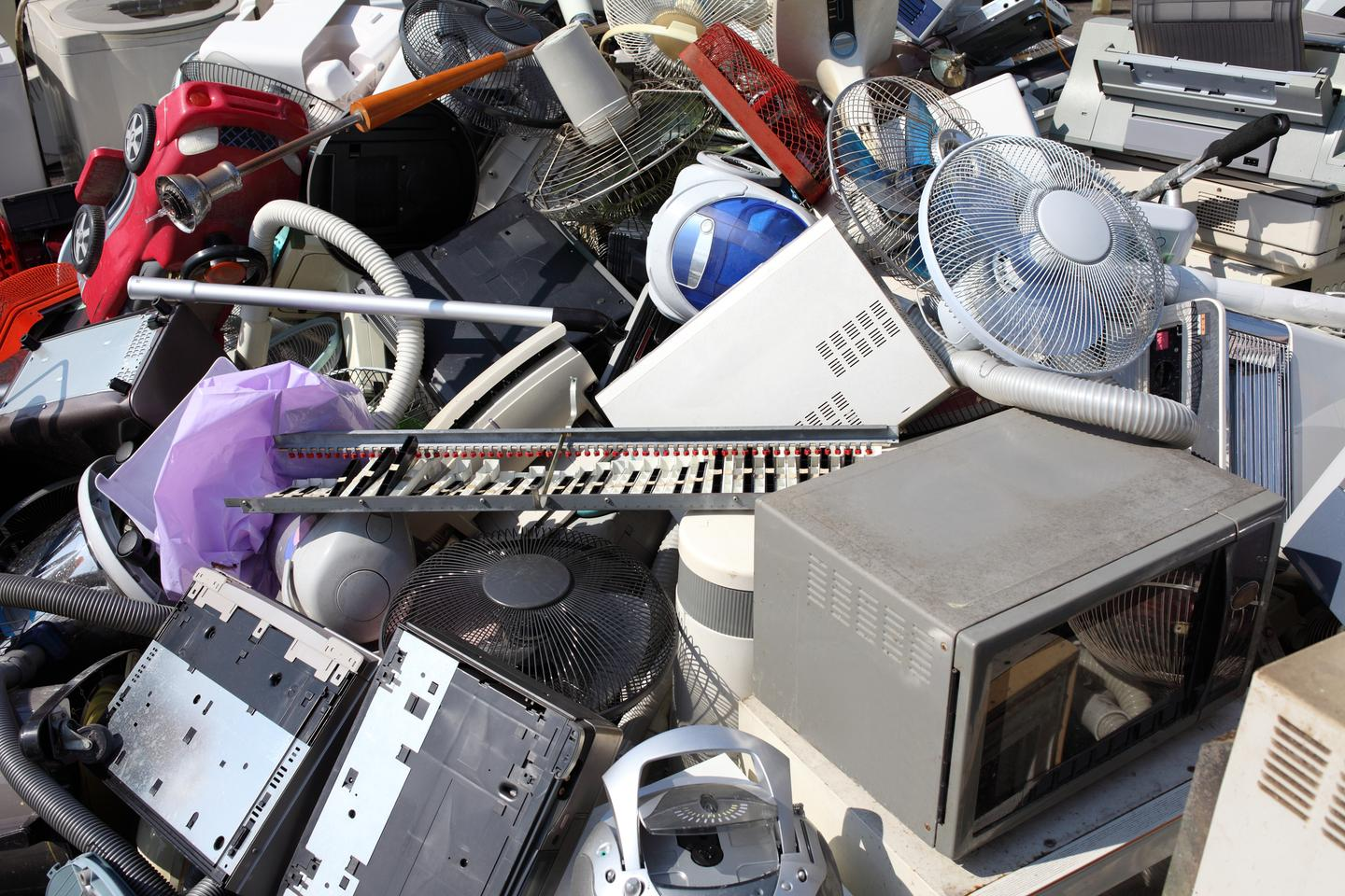 According to the United Nations, about 20 to 50 million tonnes (22 to 55 US tons) of e-waste are disposed of worldwide every year