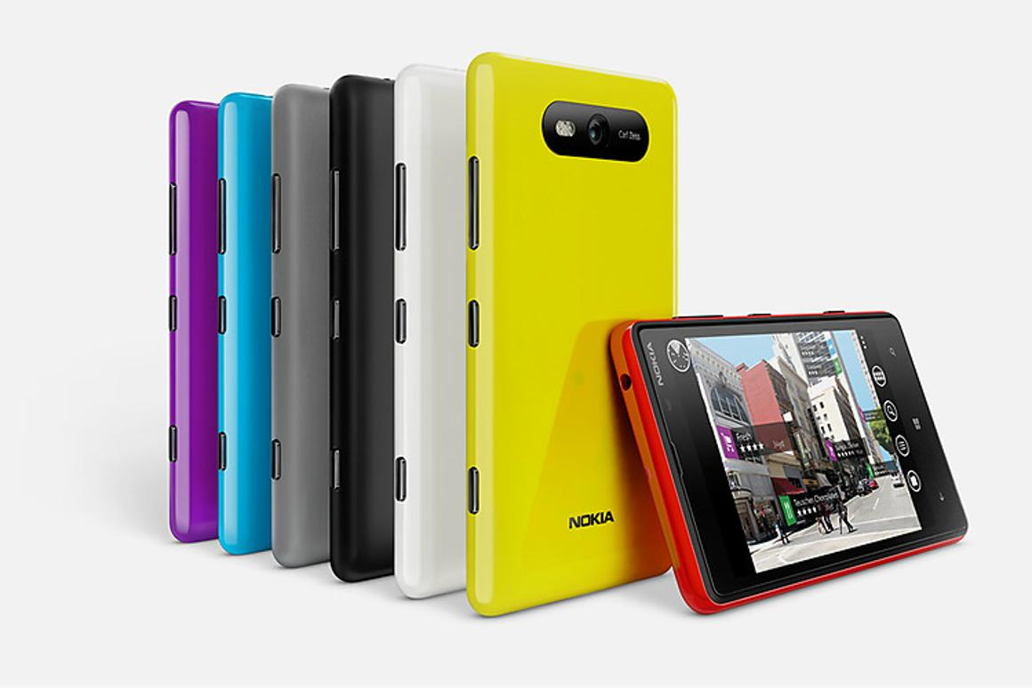 Nokia has released 3D printing instructions for the shells of Lumia 820 smartphones