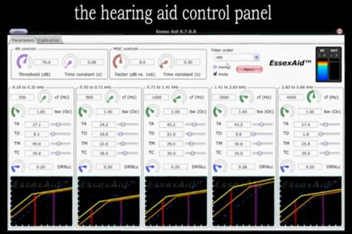 Future hearing aids could be tailor-made to each individual user's needs, through the use of virtual 'hearing dummies' (Image: University of Essex)