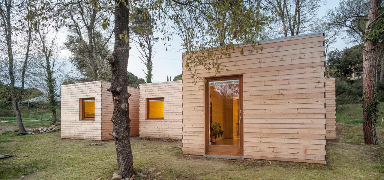 Casa GG measures 111 sq m (1,200 sq ft) of usable floor space (Photo: Adrià Goula)