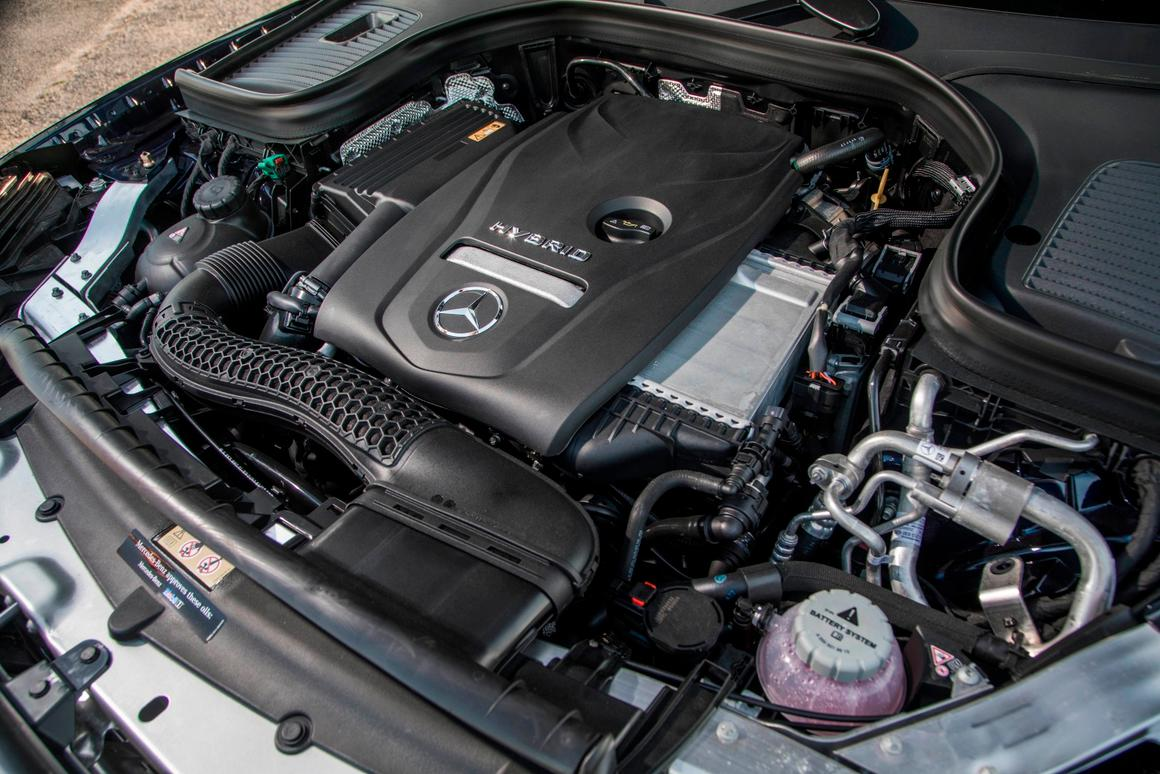 Review: 2019 Mercedes-Benz GLC 350e is a plugged-in luxury