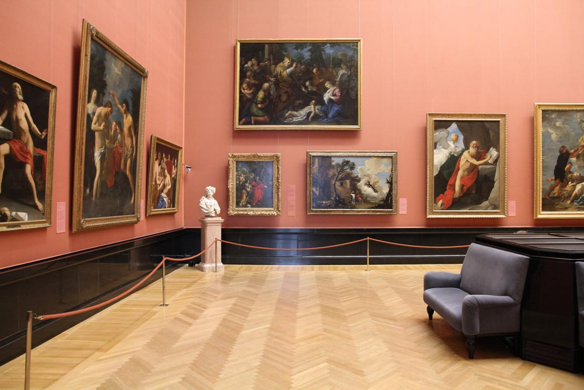 An algorithm created by researchers at Lawrence Technological University in Michigan can make precise classifications of paintings using pattern recognition and statistical methods (Photo: Tupangato/Shutterstock)