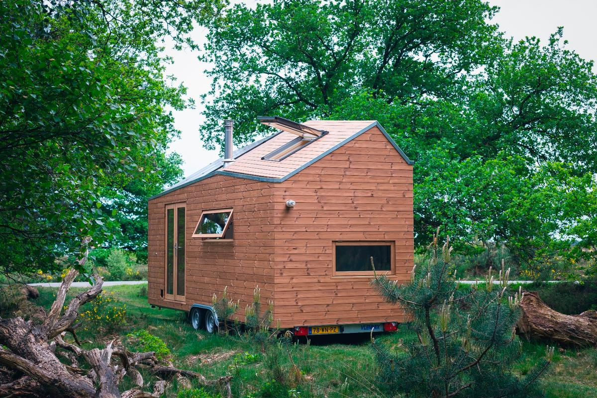 Significant thought was obviously paid to the home's energy-efficiency and durability
