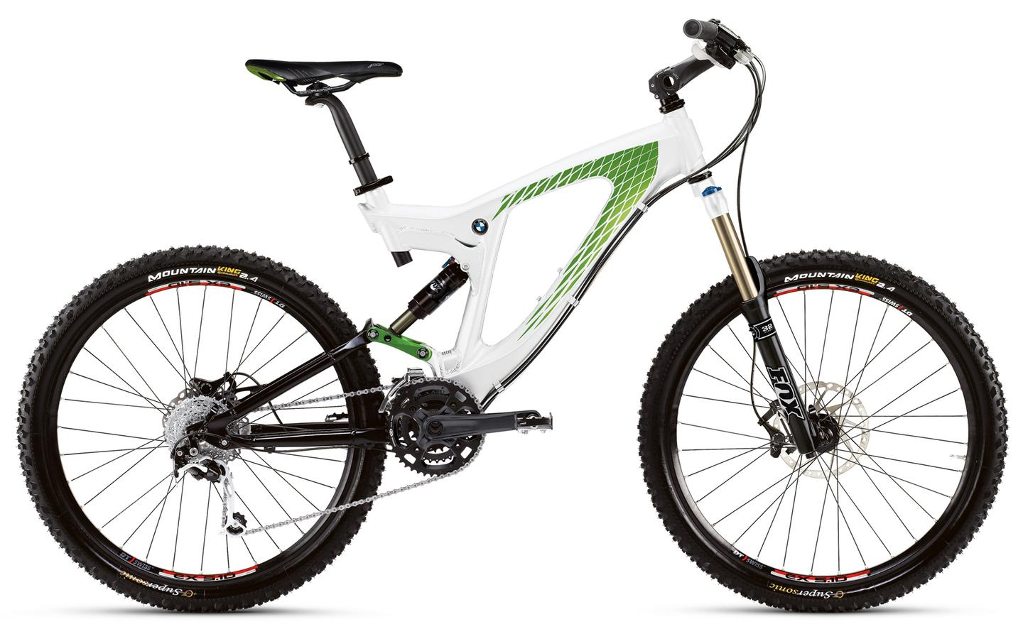 Bmw Bicycle >> Bmw S 2011 Bicycle Range Includes M Division Designed Carbon