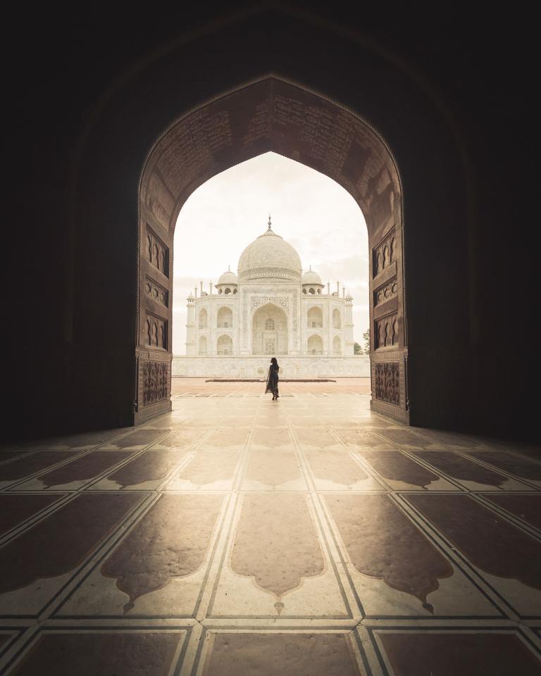 'The Taj' by @globetravelphotography (Netherlands)