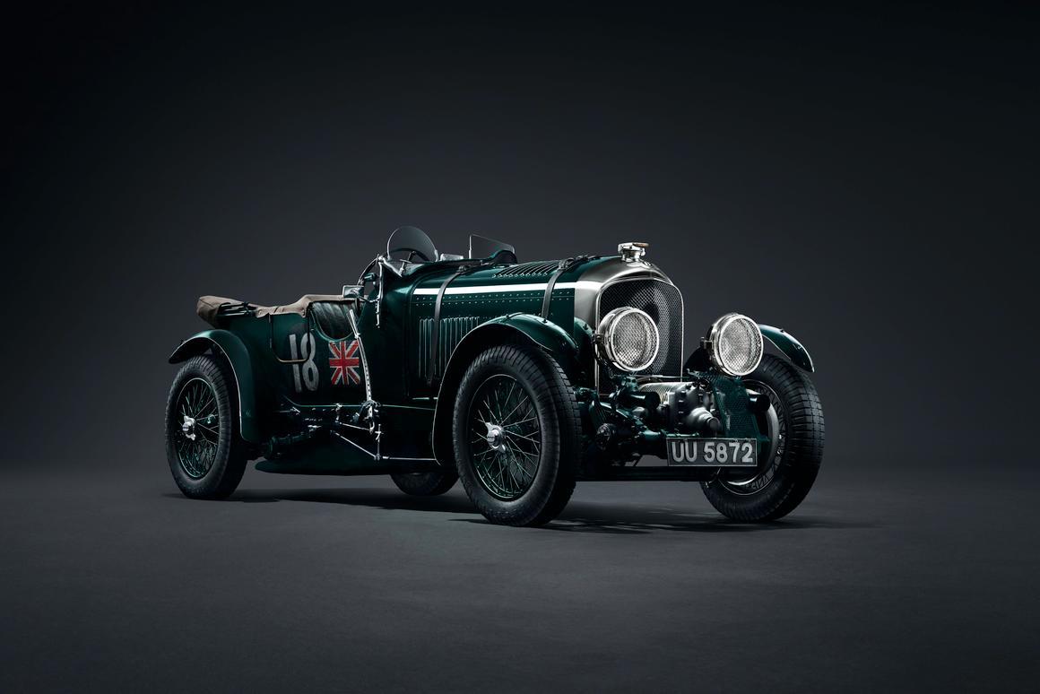 Bentley starts building brand new 1929 Blowers