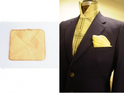 The Bullet-Proof Gentleman's Squares - a must for any wardrobe.