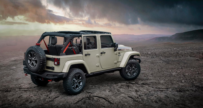 All-new 2018 Jeep Wrangler specs released at LA Auto Show