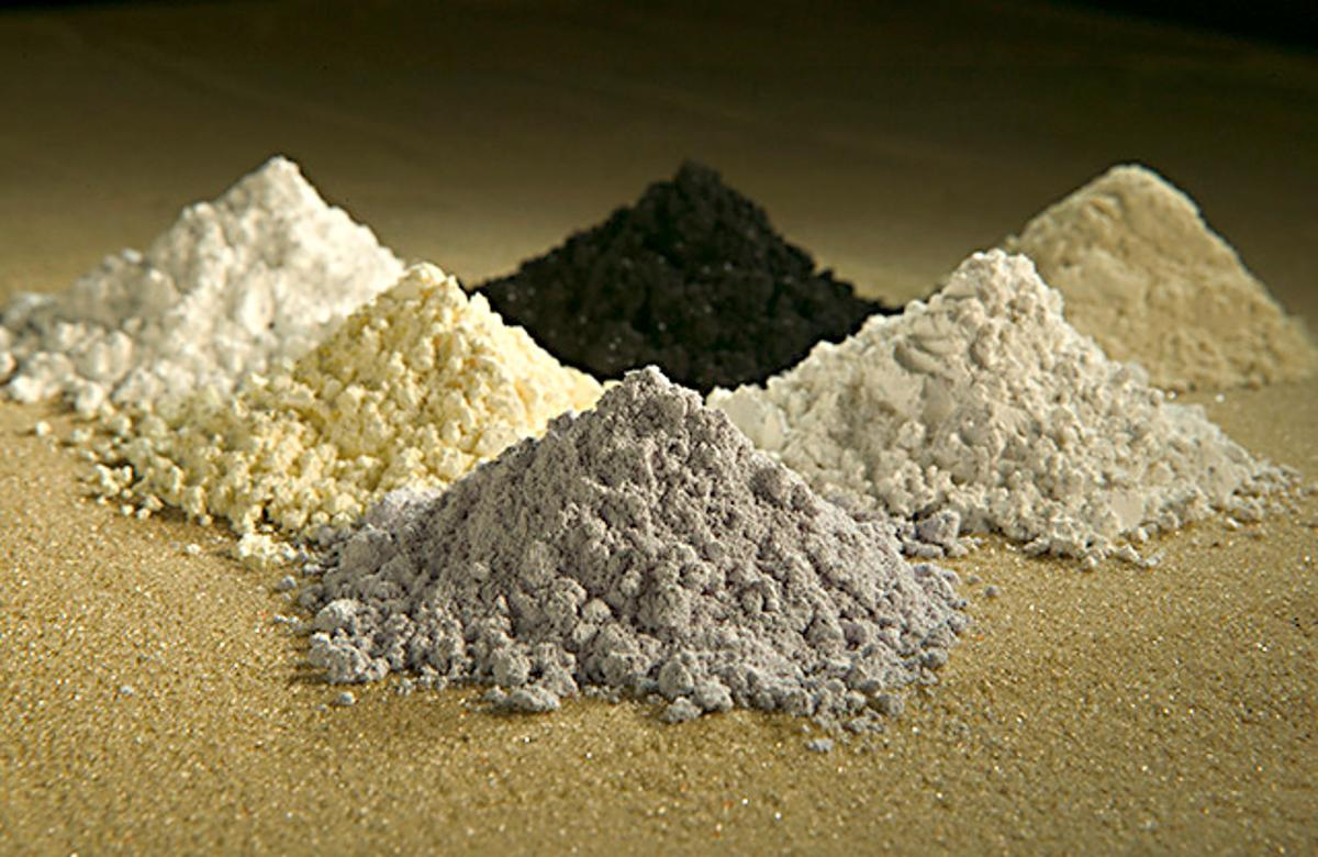 Scientists have had success at capturing rare earth elements diluted in industrial wastewater