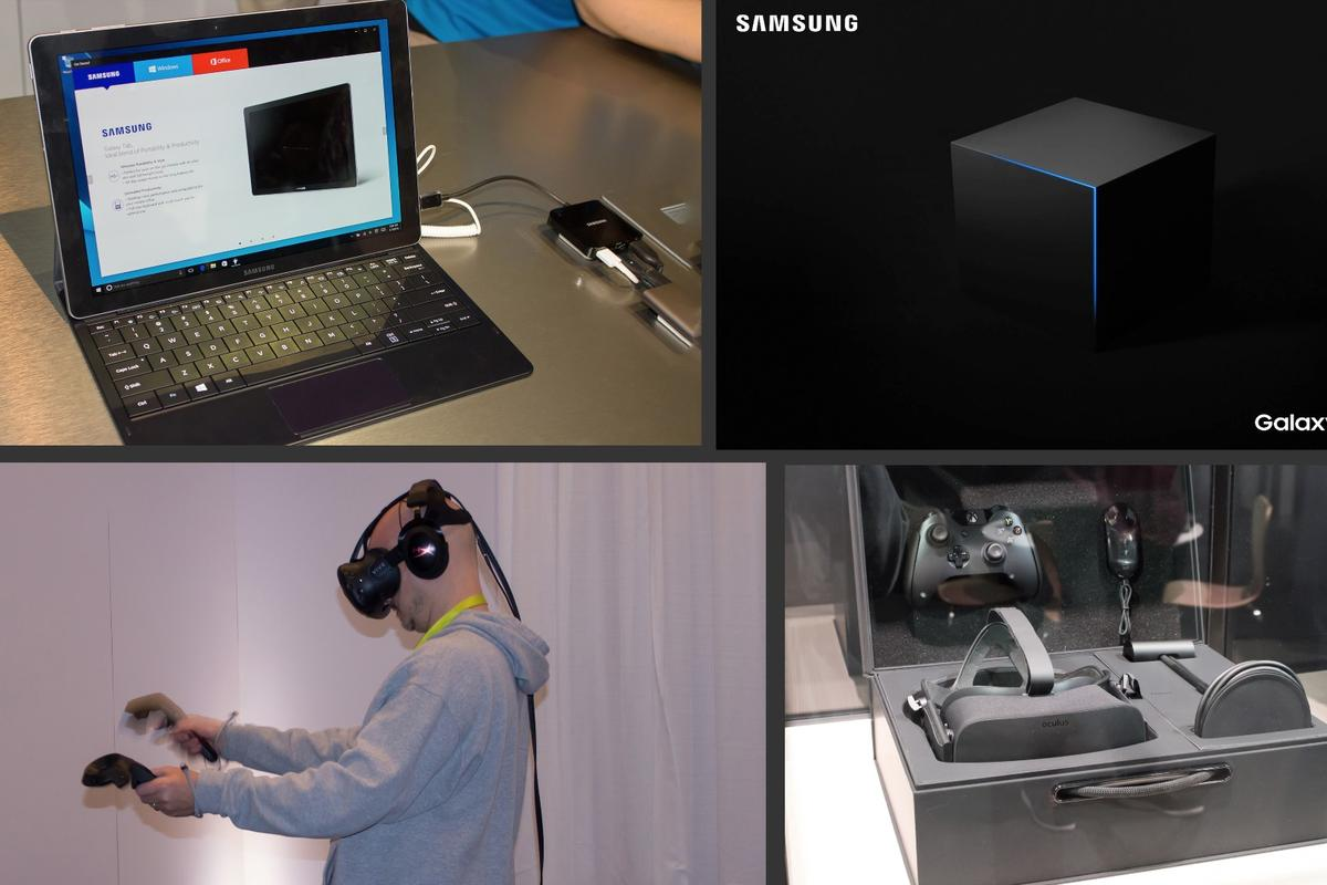 Gizmag takes a quick look at some of the big smartphones, tablets and VR headsets to look forward to in the next few months