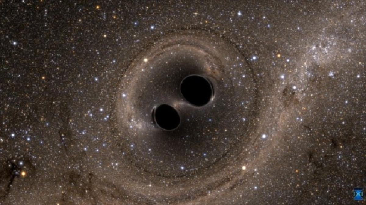 Gravitational waves have been detected for the fourth time, now as a collaboration between the twin LIGO detectors in the US and the Virgo facility in Italy