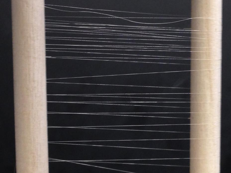 Spun up with larger proteins, anew biosynthetic spider silk has been found to match the natural stuff in several key metrics
