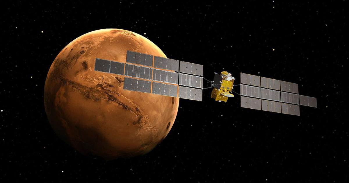 Airbus to build spacecraft that will return first Mars samples to Earth