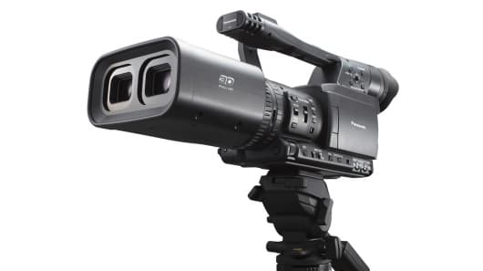 Full HD 3D camcorder