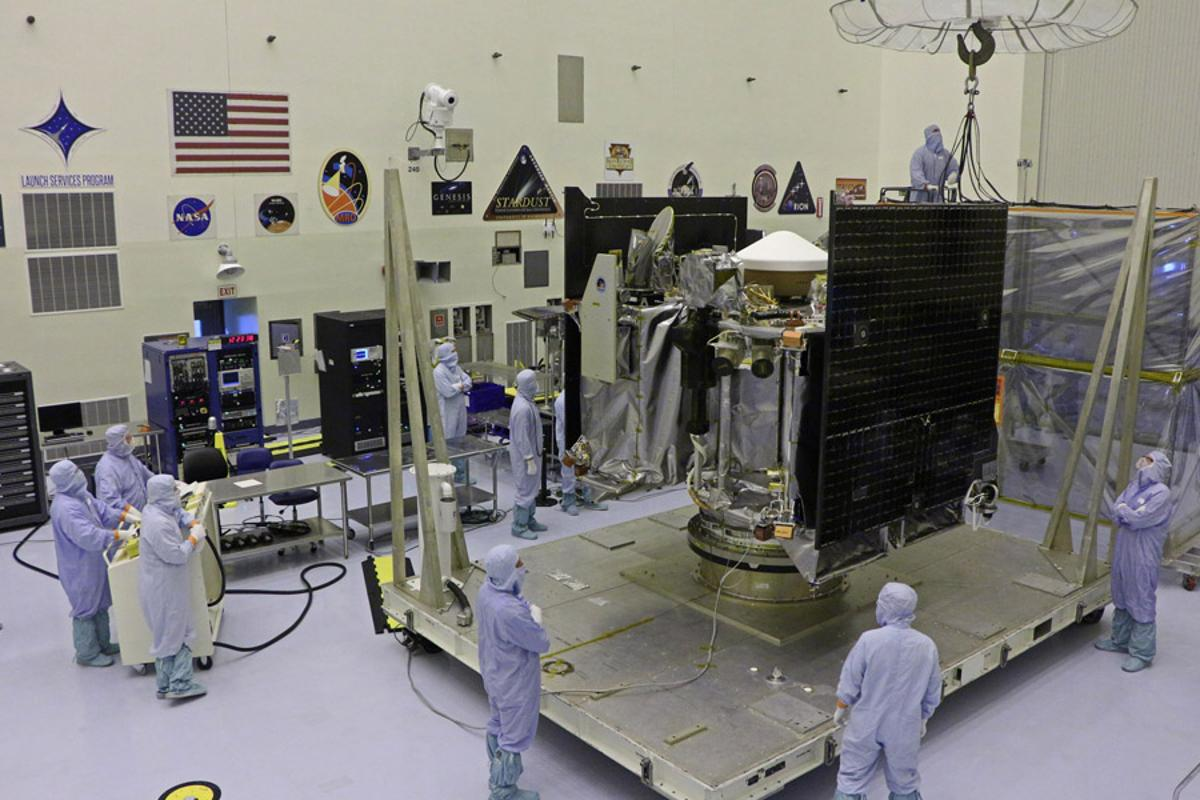 OSIRIS REx is undergoing final preflight tests for its asteroid sampling mission