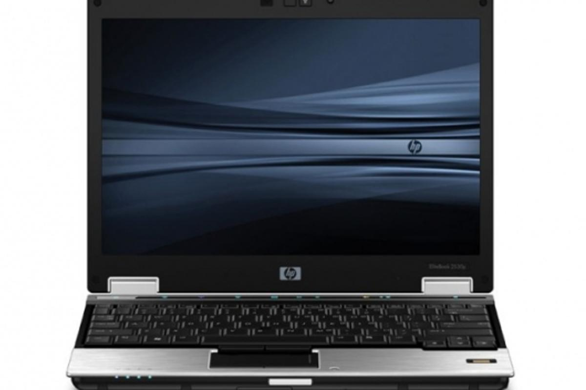 The HP EliteBook 2530p