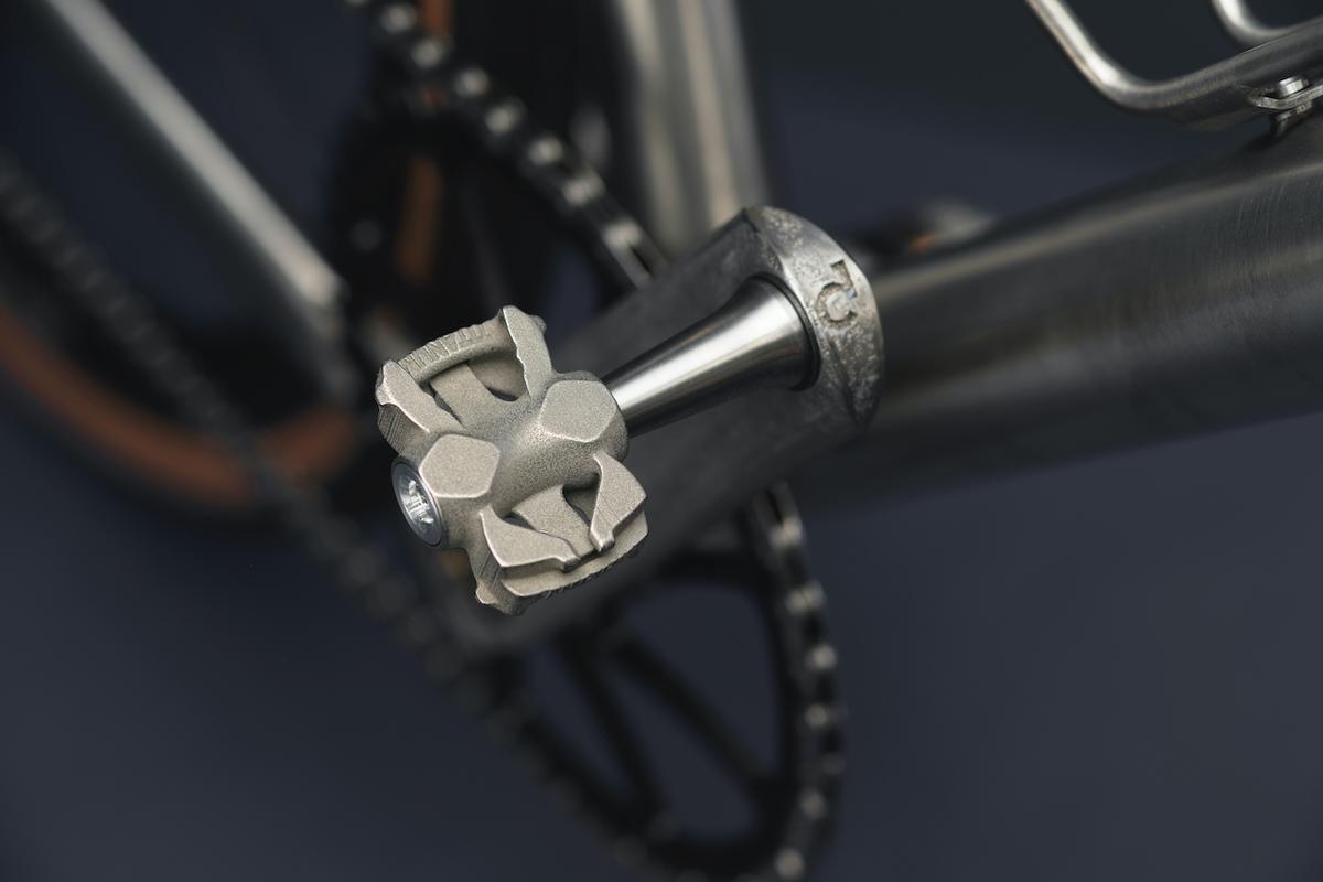 The Titanum MyTi pedals are presently on Kickstarter