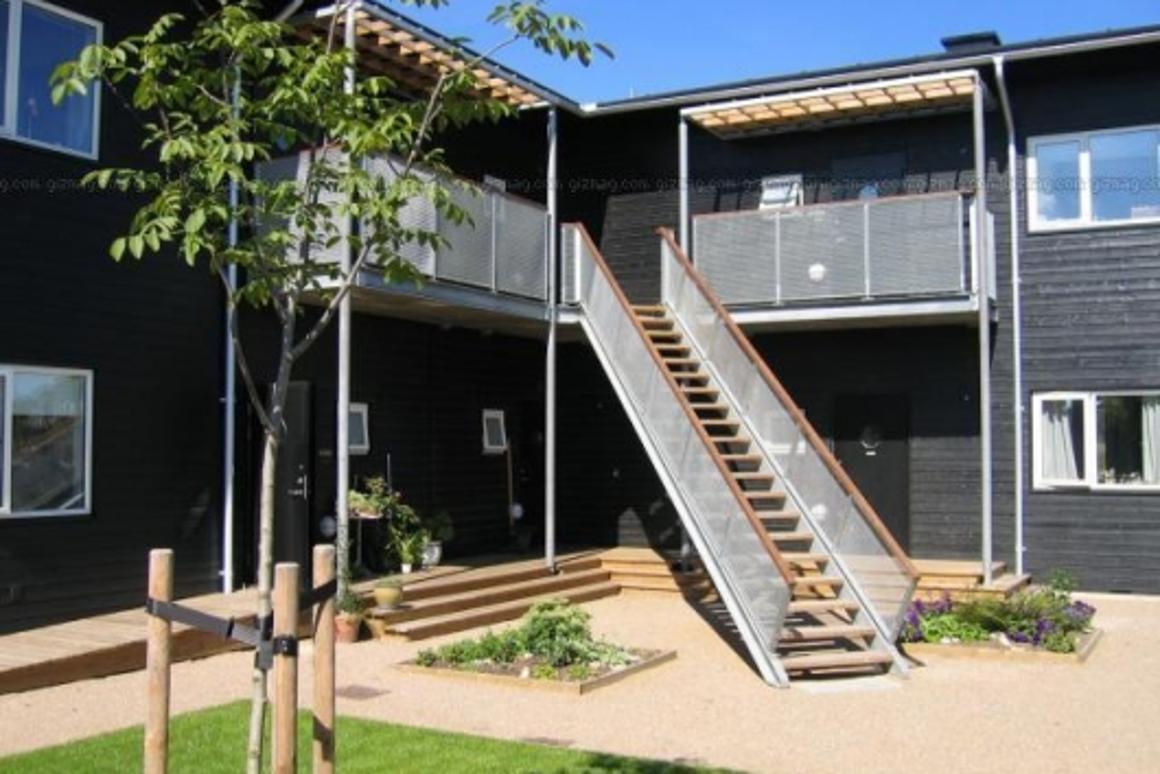 BoKlok housing design