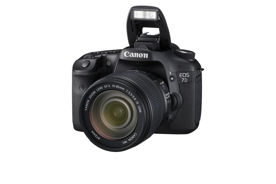 Firmware upgrade adds extra functionality to Canon EOS 7D