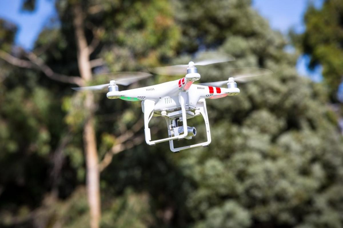 The FAA is beta testing a smartphone app to inform drone pilots of any restrictions or requirements in effect at a location