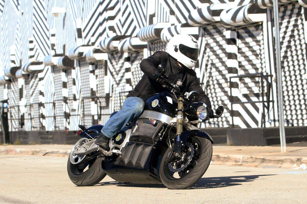 The Sora has a top speed of 190 km/h (118 mph) and produces 90 Nm (66.37 ft-lb) from the get go (Photo: LITO Green Motion)