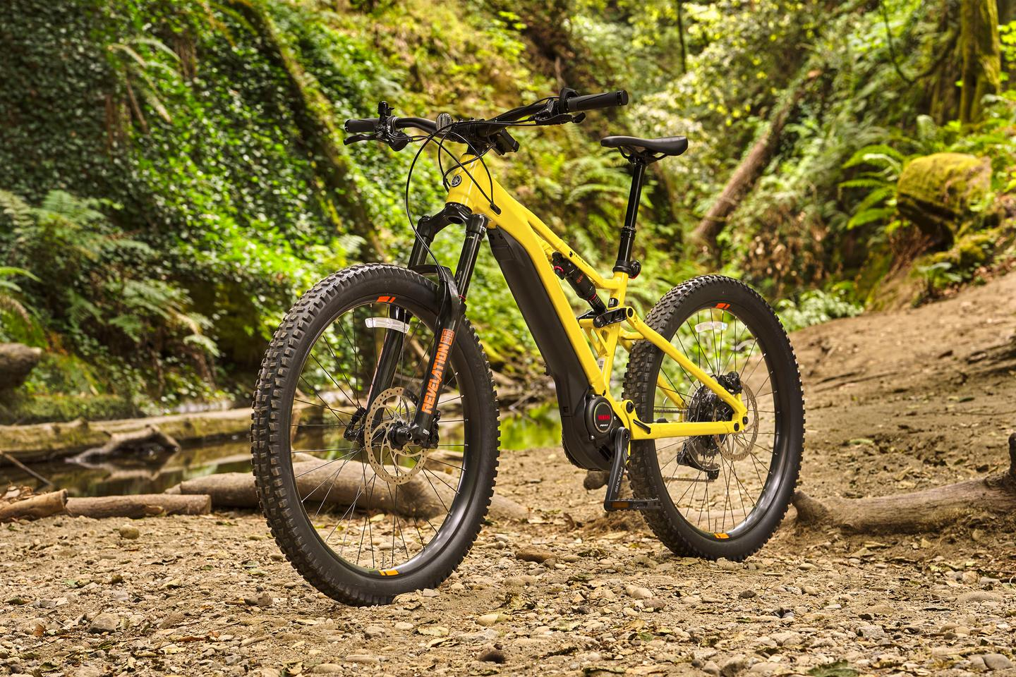 Yamaha's first dual-suspension ebike: the YDX-Moro