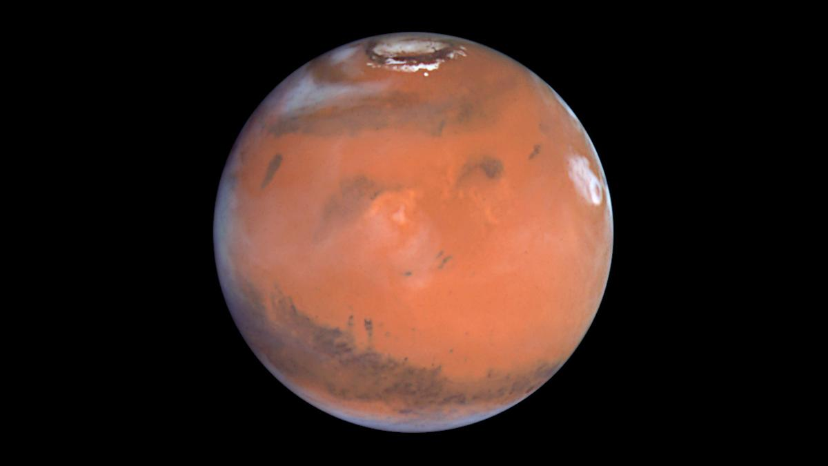 Over five years US$5 million will be spent on the research and development of a vehicle that could one day take the first humans to Mars (Image: NASA)