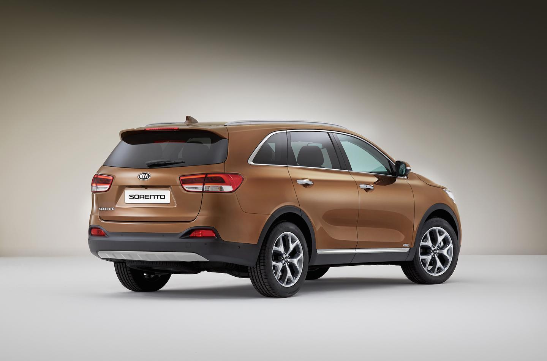 Kia is aiming upmarket with the third-generation Sorento SUV