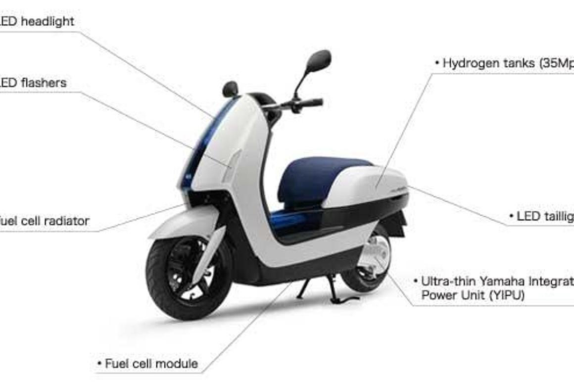 Yamaha's FC-AQEL